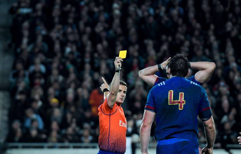 XV de France: La fédération française de rugby fait appel de la suspension de Paul Gabrillagues