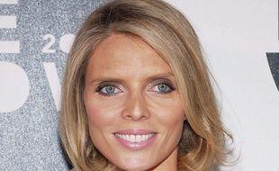 Sylvie Tellier, la directrice de la société miss France, le 26 septembre 2017.