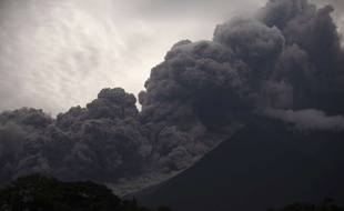 L'éruption du volcan Fuego, au Guatemala a entraîné l'évacuation de milliers de personnes.