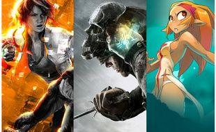 Remember Me, Dishonored, Iop, trois jeux français à l'identité visuelle marquée.