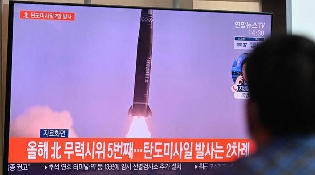 La Corée du Nord tire un nouveau projectile et défend à l'ONU son « droit » de tester des armes
