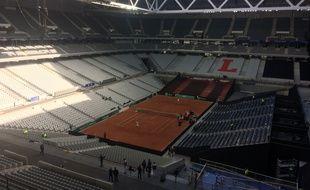 Le stade Pierre Mauroy accueille la demi-finale France-Serbie