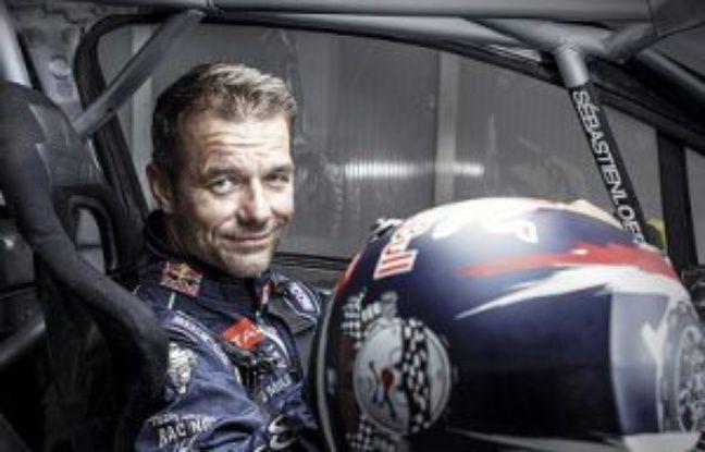 Le Futuroscope présente en 2018 une nouvelle attraction autour du pilote Sebastien Loeb.