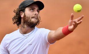 L'Argentin Trungelliti à Roland-Garros