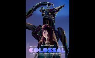 L'affiche américaine de «Colossal».
