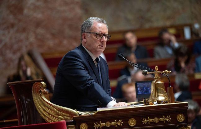 Affaire Richard Ferrand: «Un mis en examen n'est coupable de rien», réagit le président de l'Assemblée nationale