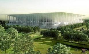 Le projet de Grand Stade de la ville de Bordeaux