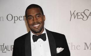 Le rappeur et homme d'affaires Kanye West