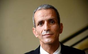 Le député PS Malek Boutih le 12 novembre 2013 à l'Assemblée nationale