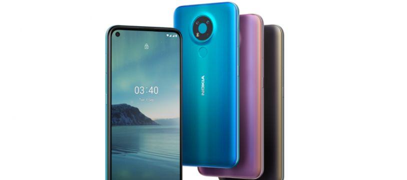 Nokia commercialise 3 nouveaux smartphones à des prix compétitifs