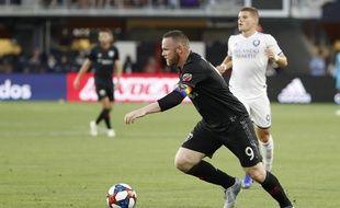 Wayne Rooney contre Orlando.