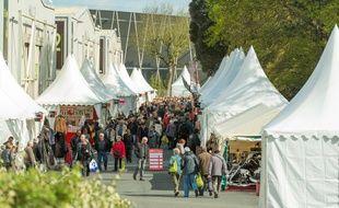 La Foire internationale de Nantes se déroule au parc des expositions de la Beaujoire.