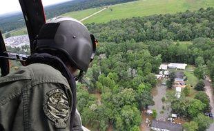 Des pluies torrentielles se sont abattues sur la Louisiane (Etats-Unis) ce week-end provoquant  la mort de huit personnes.