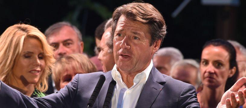 Le maire de Nice Christian Estrosi a renoncé à briguer un nouveau mandat à la tête de la Fédération LR des Alpes-Maritimes