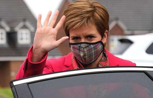 648x415 la premiere ministre ecossaise nicola sturgeon le 8 mai 2021
