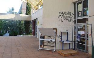 A l'université Paul-Valéry, ce lundi 23 avril à 8h.