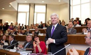Philippe Grosvalet réélu