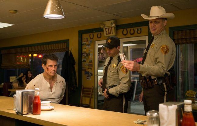 Tom Cruise, Jason Douglas et Judd Lormand dans Jack Reacher: Never go back d'Edward Zwick