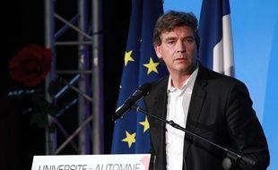 Il serait 23% de Français à vouloir voir Arnaud Montebourg comme président de la France.