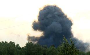 (Illustration) Début août, une explosion dans une base militaire russe en Sibérie a fait plusieurs blessés.