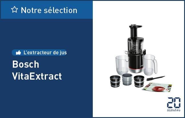 VitaExtract, de Bosch