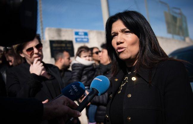 VIDEO. Municipales 2020 à Marseille : La candidate EELV rallie Samia Ghali dans les quartiers Nord