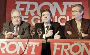 Les dirigeants du Front de gauche sont très énervés par Europe Ecologie.