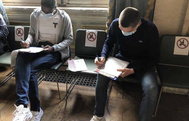 A seulement 19 ans, Mamoudou et Victor donnent tous les deux régulièrement leur sang.