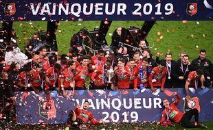Le 27 avril 2019, le Stade Rennais remportait sa troisième finale de Coupe de France.