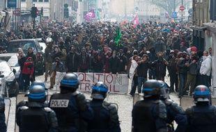 Dèja, la manifestation du 31 mars avait été émaillée d'affrontements.