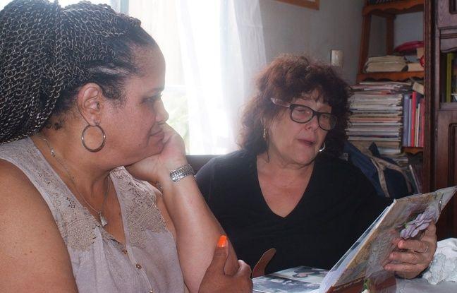 Aisne: Comment deux demi-soeurs, l'une née en France, l'autre aux Etats-Unis, ont fini par se retrouver