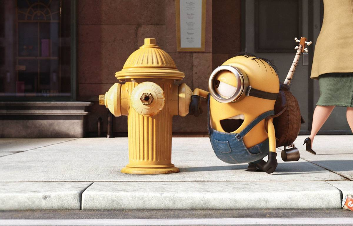 Le film les Minions sortira en France le 8 juillet 2015. – Illumination entertainment Macguff