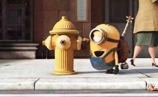 Le film les Minions sortira en France le 8 juillet 2015.