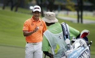 La Chine compte plusieurs golfeurs sur le circuit pro. Comme Liang Wen-chong, ici lors d'un tournoi à Singapour.