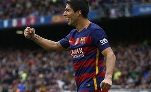 Luis Suarez aura encore plus le smile quand il sera champion.
