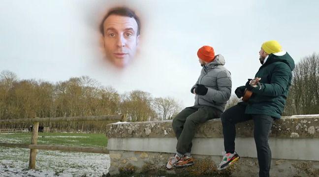 Coronavirus : Les youtubeurs McFly et Carlito réussissent le défi lancé par Emmanuel Macron - 20 Minutes