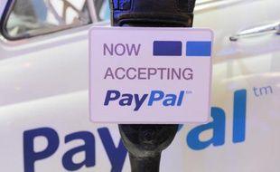 Une illustration de PayPal