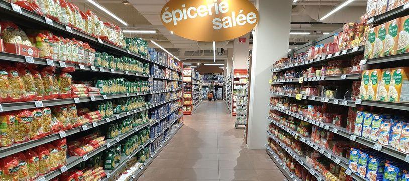 Le ressortissant polonais s'était laissé enfermer dans un hypermarché de Pau pour y passer la nuit. Illustration.