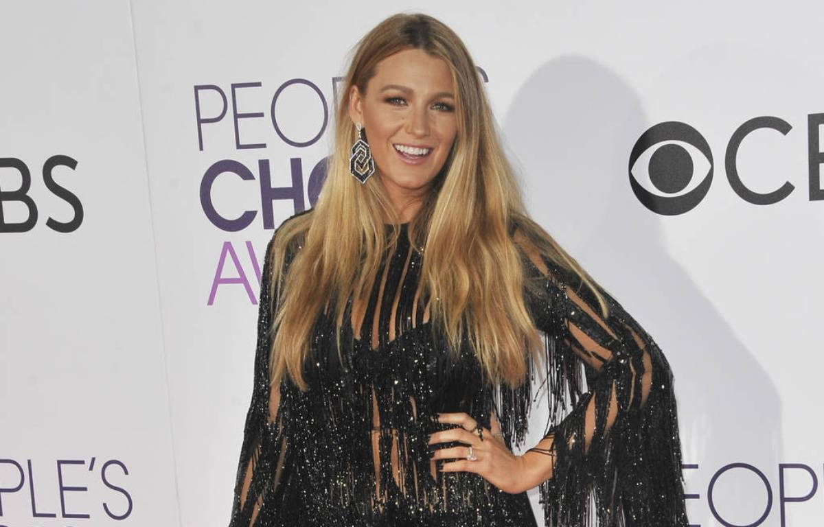 L'actrice Blake Lively aux People's Choice Awards – WENN