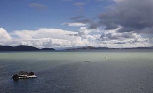 Le gouvernement bolivien souhaite construire un musée subaquatique au fond du Lac Titicaca.