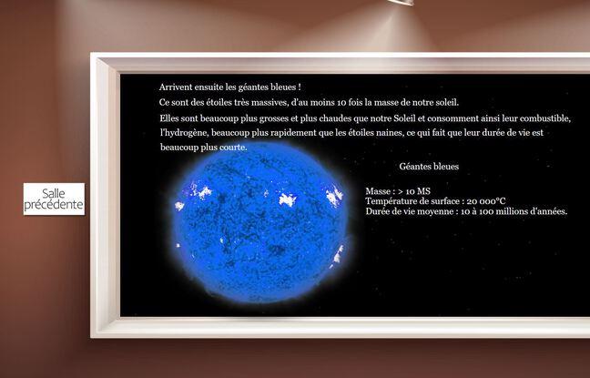 Universarium est le premier musée de l'espace 100% en ligne. Il propose des documentaires, expos ou visites virtuelles destinés au grand public.