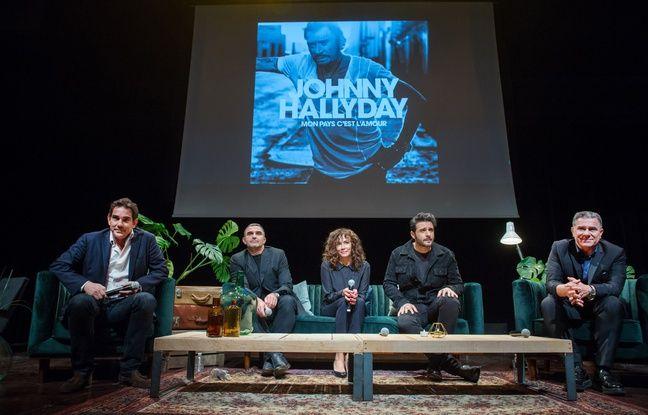Les fans de Johnny Hallyday noyés dans le cirque médiatique de l'album posthume