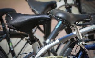 Les associations veulent aider les usagers de la petite reine à prévenir les vols de vélos. Illustration.