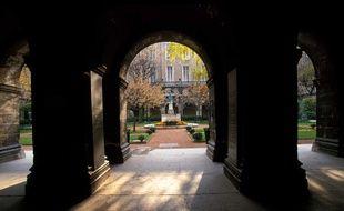Le musée des beaux-arts de Lyon, un ancien couvent, a été hanté par l'esprit d'une nonne à la vie bien dissolue.