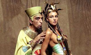 Le film culte d'Alain Chabat, Astérix et Obélix: Mission Cléopatre, est sorti en 2002.