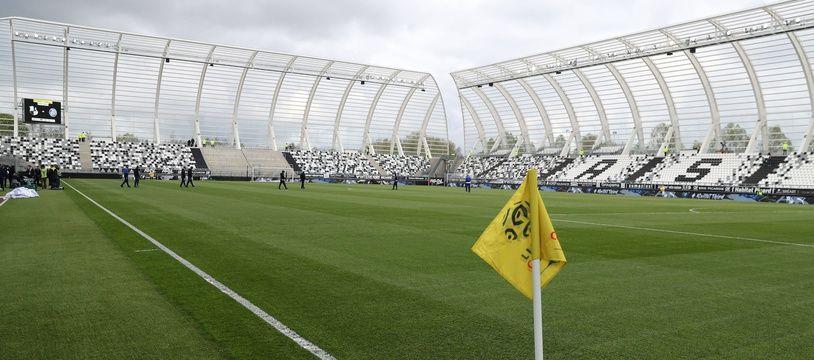Le Stade de la Licorne, à Amiens