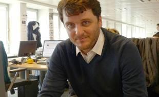 David Thomson pour son enquête «Les Français djihadistes»