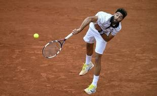 Benoit Paire à Roland-Garros, le 22 mai 2016.