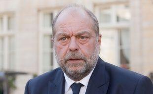 Le ministre de la Justice, Eric Dupond-Moretti, à Dijon le 2 septembre 2020.