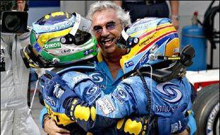 Bien que Renault eut obtenu l'an dernier ses deux premières couronnes mondiales (pilotes et constructeurs), le dernier et unique doublé de l'écurie au losange remontait au Grand Prix de France 1982 avec la victoire de René Arnoux devant Alain Prost.